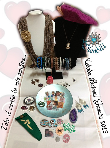 Los regalitos de mis amigas de la Kedada Nacional by **Elendili**