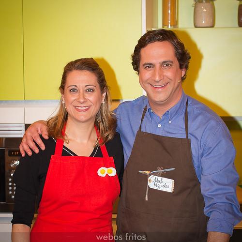 Su con Alfonso en Miel sobre hojuelas de nuevo