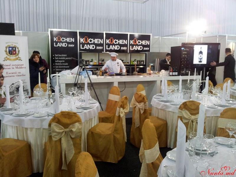 """Restaurantul """"Oraşul Subteran""""  > Restaurantul Oraşul Subteran a participat la expoziţia ExpoVin Moldova 2013."""