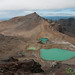 Emerald Lakes of Tongariro Crossing - New Zealand
