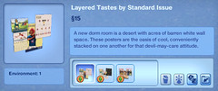Layered Tastes by Standard Issue