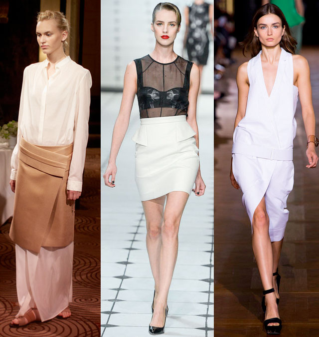 my fair vanity, black, white, neutral, spring 2013 RTW