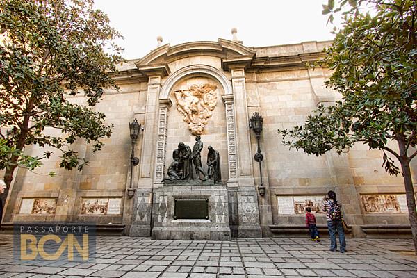 Monument als herois de 1809
