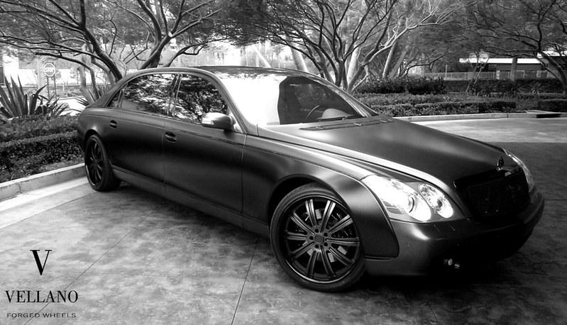 maybach 62 l vellano wheels vti - mbworld forums