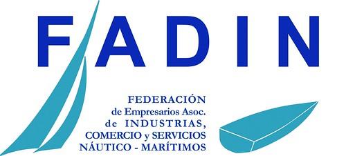 Logo de la Federación de Empresarios Asociados de Industrias, Comercio y Servicios Náutico-Marítimos (FADIN)