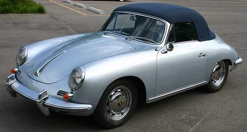1964 Porsche Cabriolet