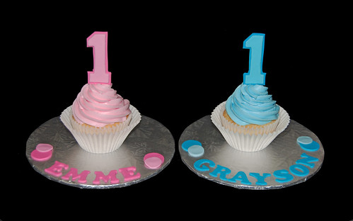 1st birthday smash cakes for twins