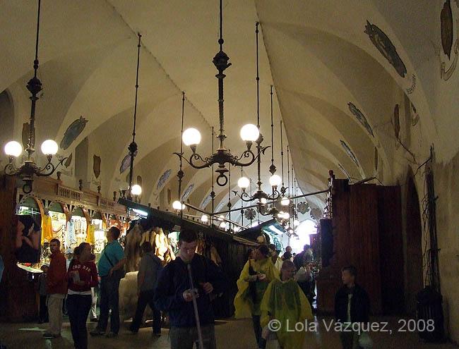 Interior del Mercado de Paños. © Lola Vázquez, 2008