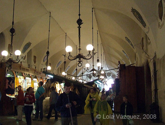 Interior del Mercado de Pa�os. � Lola V�zquez, 2008