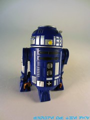 Blue R8-Series Astromech Droid