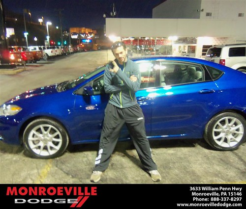 Monroeville Dodge Ram Truck Customer Reviews and Testimonials Monroeville, PA - Ronald Hickox by Monroeville Dodge