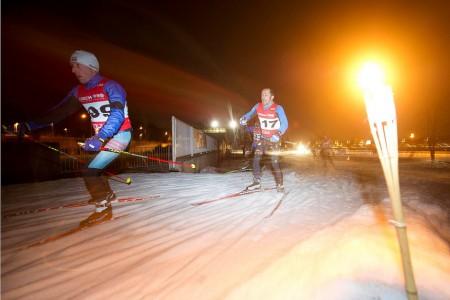 Chuchelská derniéra - ve středu se bude závodit na lyžích na dostihovém závodišti