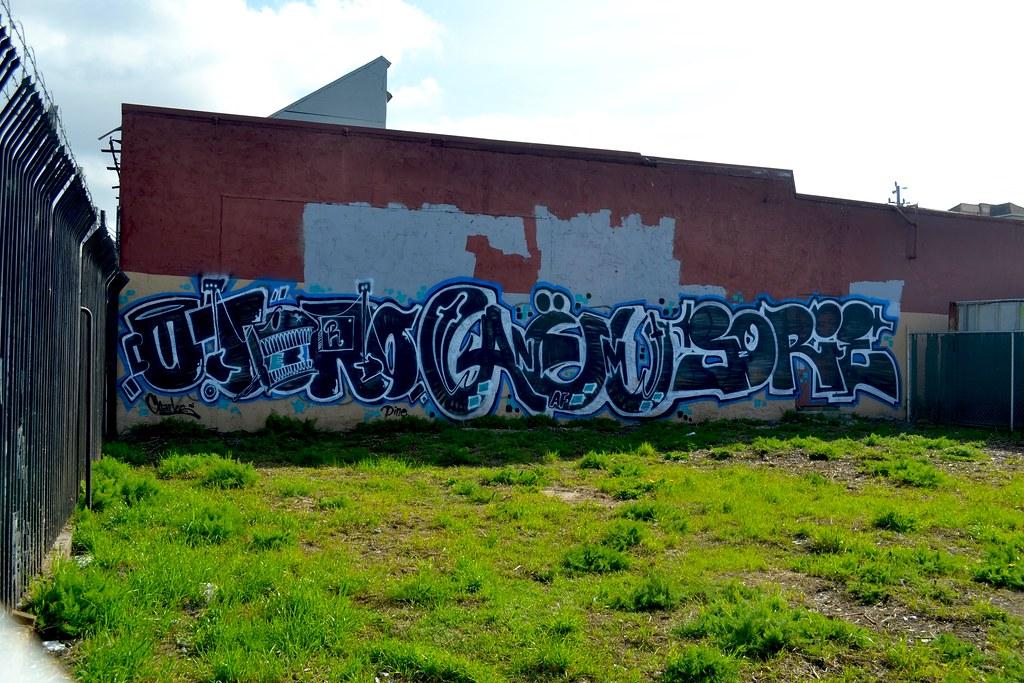 UTER, Street Art, Oakland, Charles, Anemel, Sori,