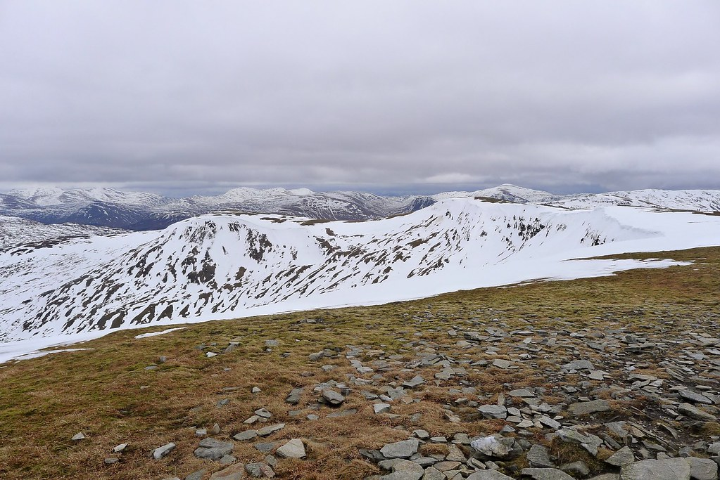 Garbh Coire of Meall Buidhe