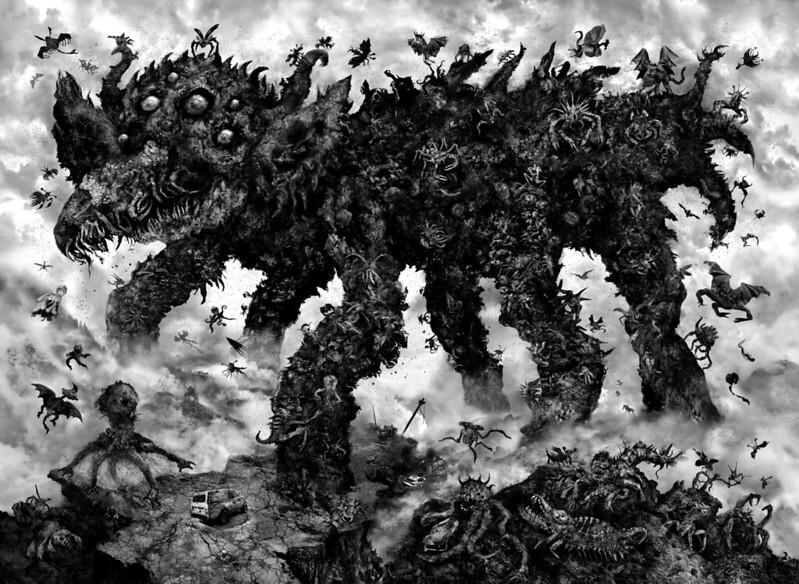 Aeron Alfrey - The Mist