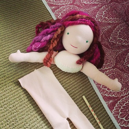 Doll progress!!