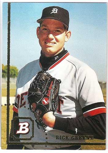 1994 Bowman Rick Greene
