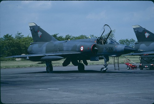 3-XN Mirage3E France AF