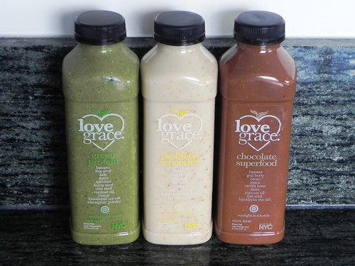 Juice cleanse review love grace foods chef amber shea the smoothies malvernweather Gallery