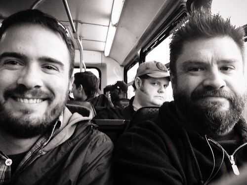 Bus Buddy by christopher575