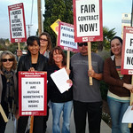 LABOR: Board finds in favor of nurses' union