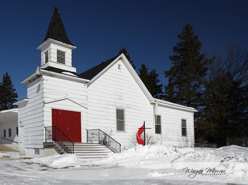 Fleming United Methodist Church by !!WaynePhotoGuy