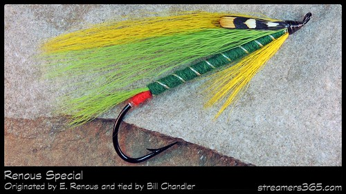 20 Renous Special by Bill Chandler