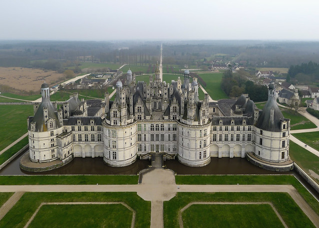 Image Result For Loire Valley Chateaux Map