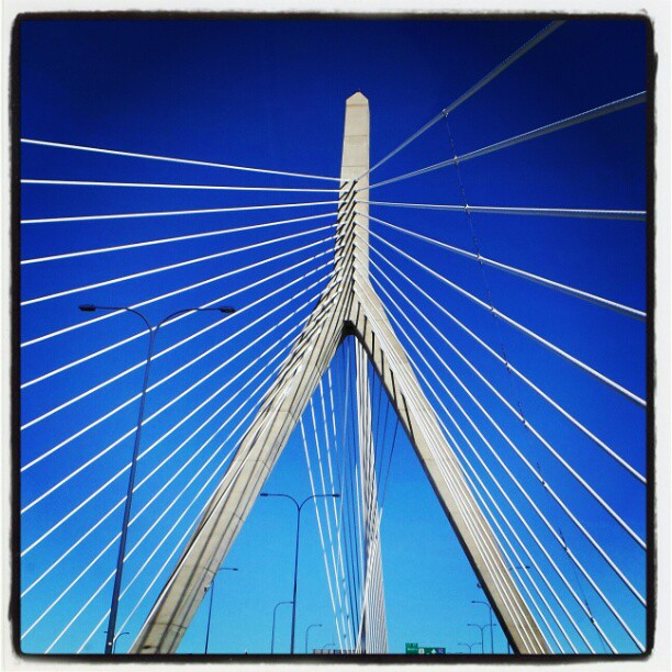 Zakim Bridge #latergram