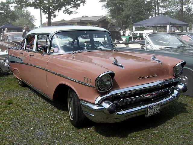 1957 chevrolet bel air 4 door sedan flickr photo sharing for 1957 chevrolet 4 door sedan