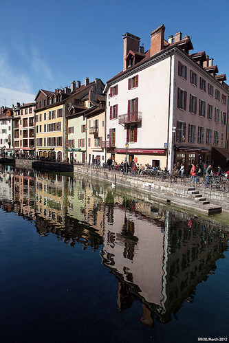 Reflected Annecy #2