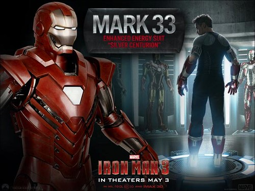 "Mark 33 - ""Silver Centurion"""