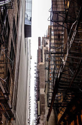 Chicago Alley Walk