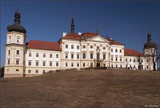 Bild av Klášterní Hradisko. monastery olomouc klášter monasteryklášterníhradisko klášterníhradiskoolomouc