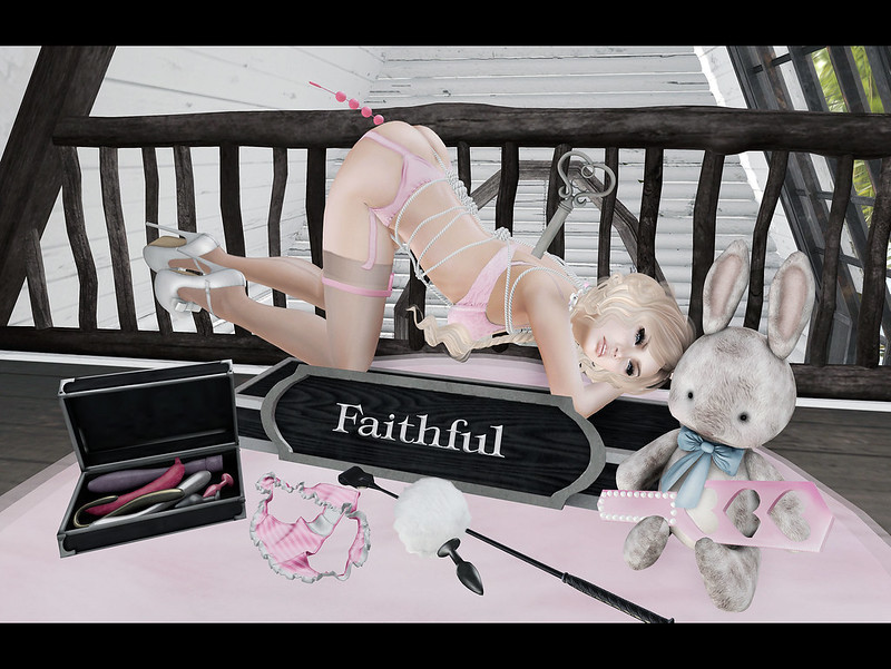 Faithful Toy Barbie