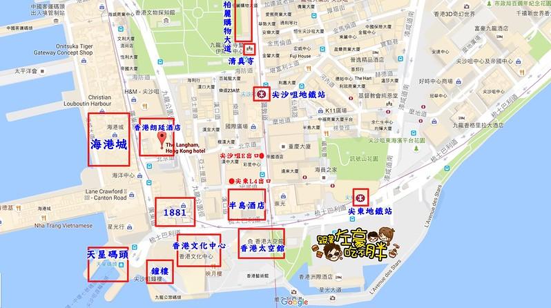 香港朗廷酒店-2