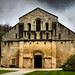 Abbey of Fontenay by Thelma Gatuzzo