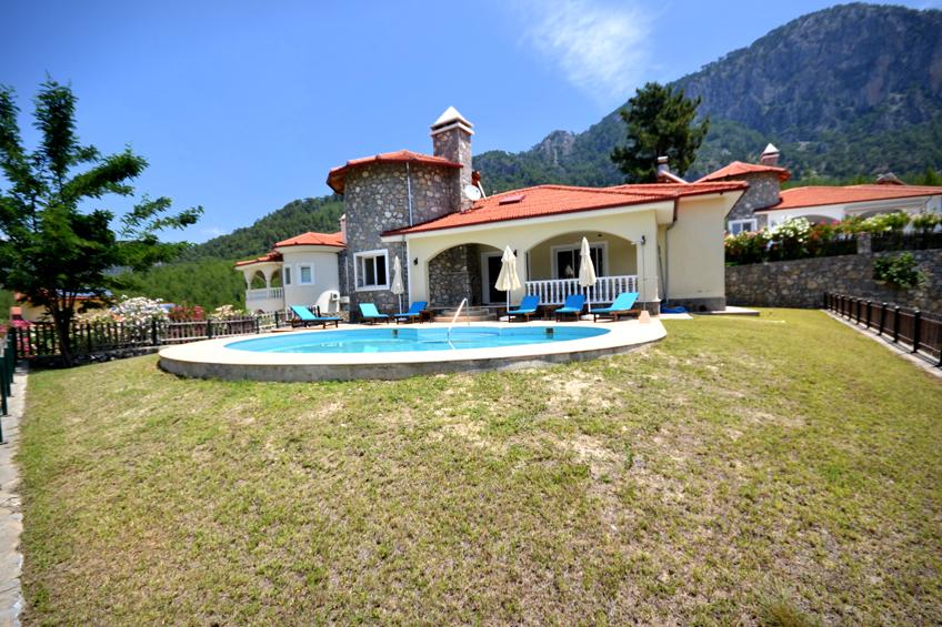 kiralık yazlık villa - 3055