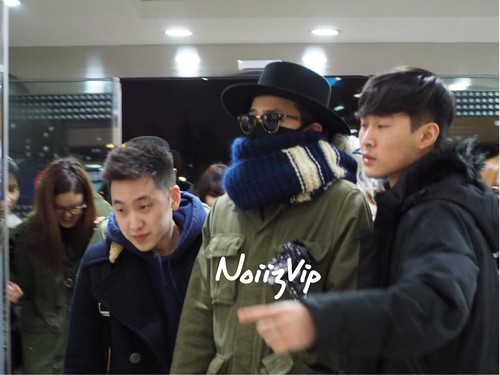 Big Bang - Gimpo Airport - 27feb2015 - G-Dragon - NoiizVip - 01