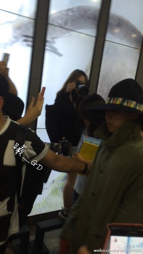 Big Bang - Gimpo Airport - 20may2015 - G-Dragon - 曦_GD - 02