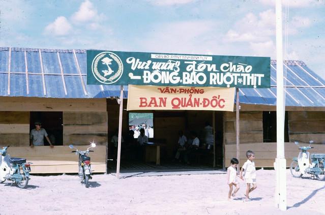 1970 Hồi hương Việt kiều Campuchia - Tỉnh Bình Tuy