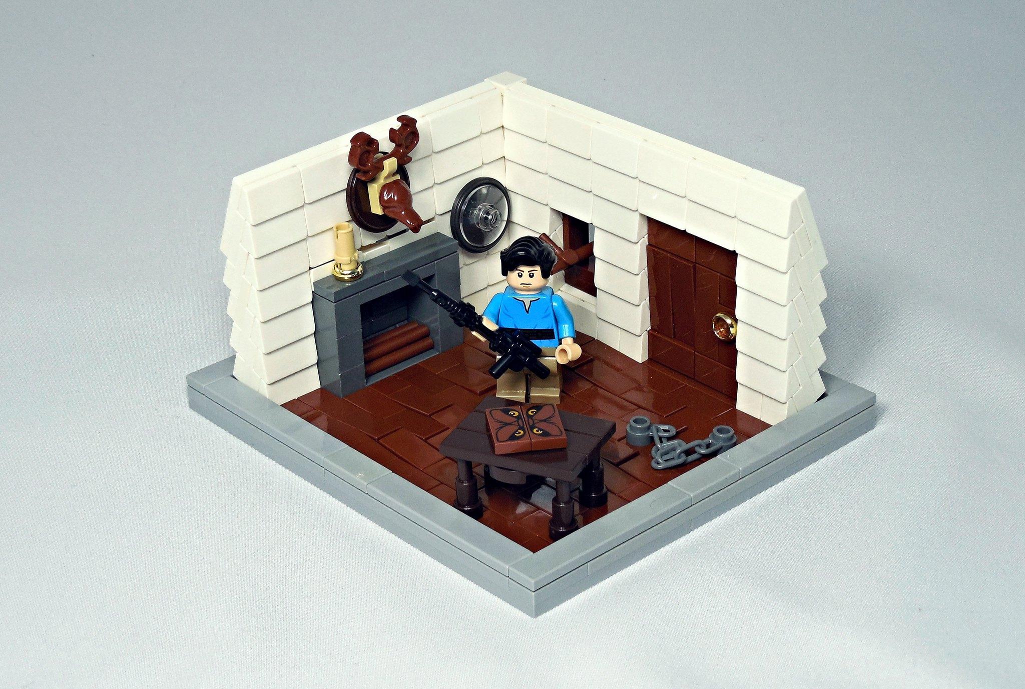 LEGO® MOC by Vitreolum: The Evil Dead