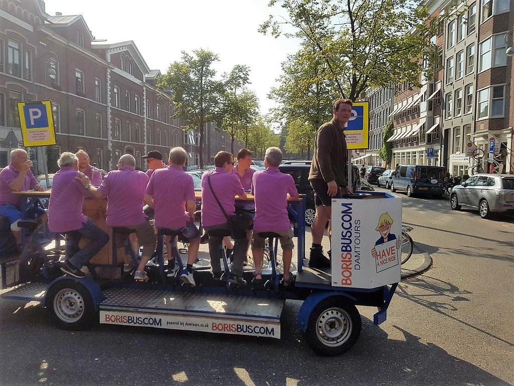 2016 Zunftreise Amsterdam