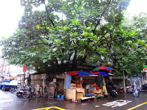 台湾の街角:The street corner in Taiwan