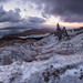 Old man of Storr, early morning winter light by milo42