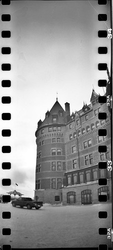 Chateau Sprokets (Frontenac) by Ennev