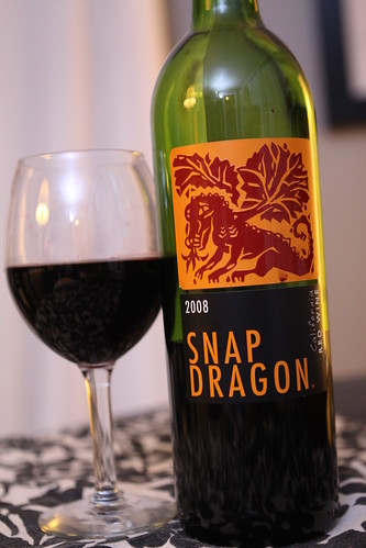 2008 Snap Dragon Red Wine