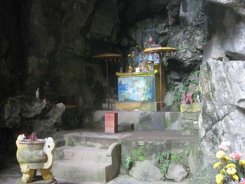 autel montagnes marbre