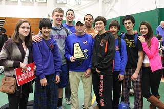 Danbury places 4th as a team at 2013 Eastern States Classic