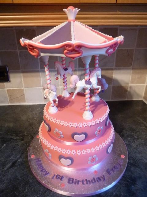 Birthday Cake Carosel